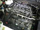 ジャガー Xタイプ エンジン不調修理