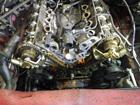 ジャガー XJ X308 冷却水、オイル漏れ修理