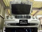 ジャガー XJ X350 エンジン オーバーヒート修理