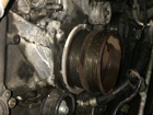 ジャガー XKR エンジン オーバーヒート修理