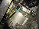 ジャガー Xタイプ エアコン修理