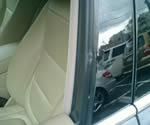 X350 車上荒しによる破損