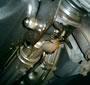 ジャガーX308 チェックエンジン警告灯