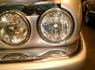 ジャガー ヘッドランプ光軸調整