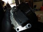 ジャガー XJ X358 ハンドル切ると異音修理