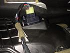 ジャガー XJ X350 エアコン風が出ない修理